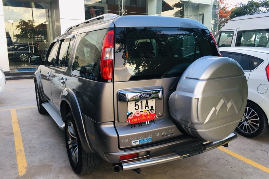 Xe Cũ Ford Everest AT 2010 318591 4