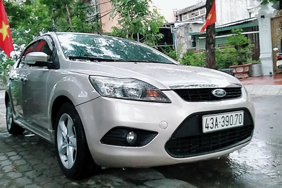 Xe Cũ Ford Focus 1.8 AT 2010 318589 3