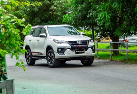 xe toyota fortuner