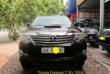 Xe Cũ Toyota Fortuner 2.5G 2016 267968