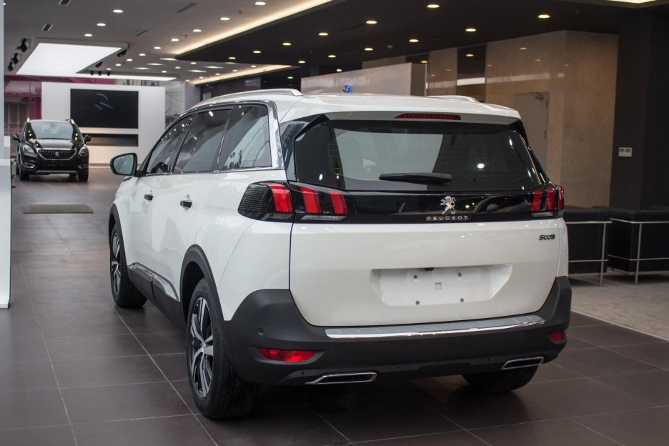 Xe Mới Peugeot 5008 1.6AT 2018 269337 3