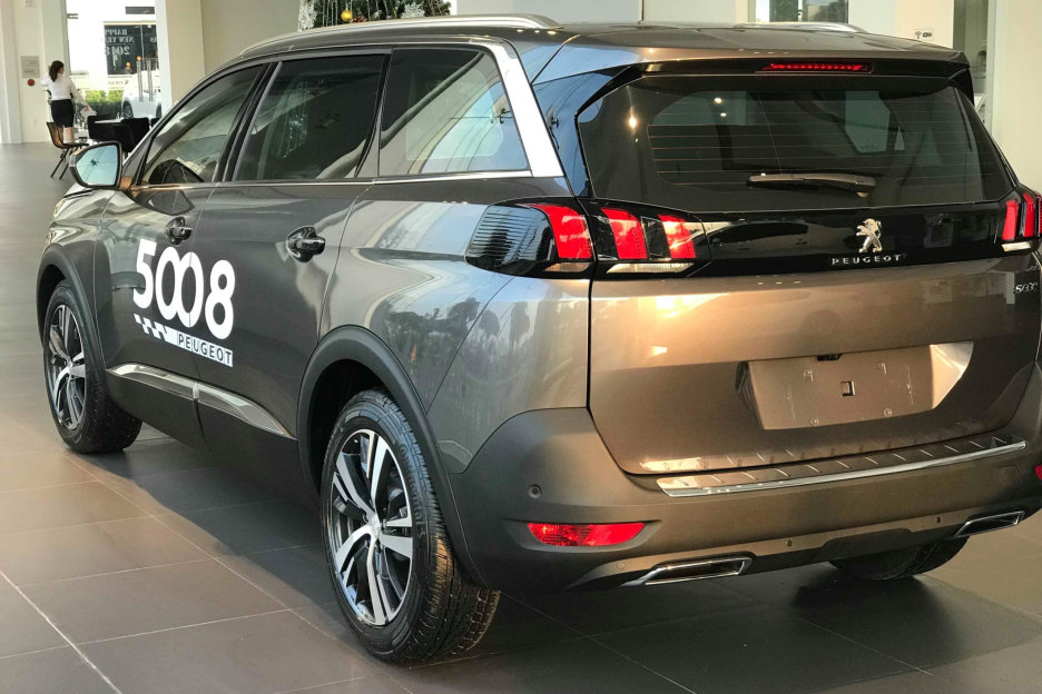 Xe Mới Peugeot 5008 1.6AT 2018 269342 4