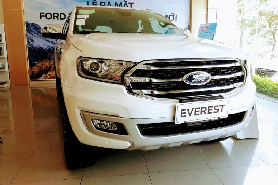 ford everest, ford everest 2018, giá xe ford everest 2018, xe ford everest cũ, xe ford everest