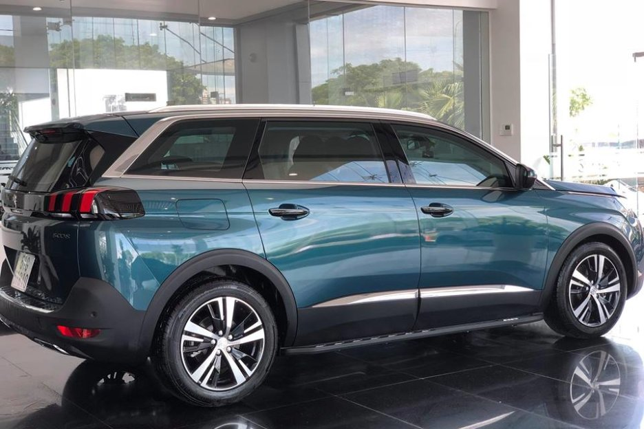 Xe Mới Peugeot 5008 1.6 AT 2018 278838 3