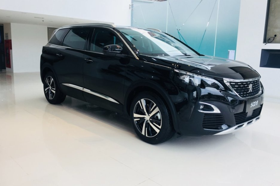 Xe Mới Peugeot 5008 All New 2018 279242 2