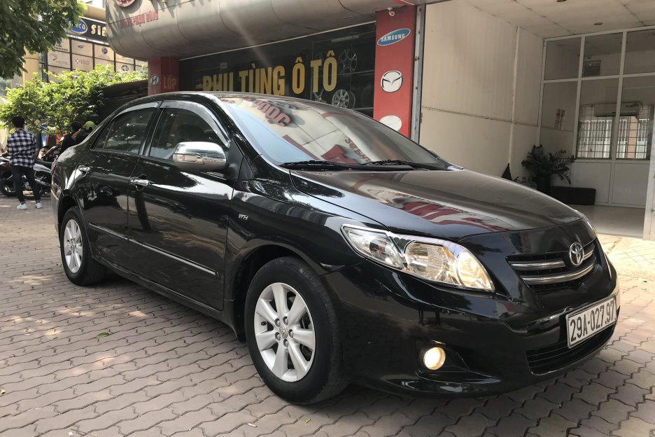 Xe Cũ Toyota Corolla Altis 1.8G  AT 2010 279309 3