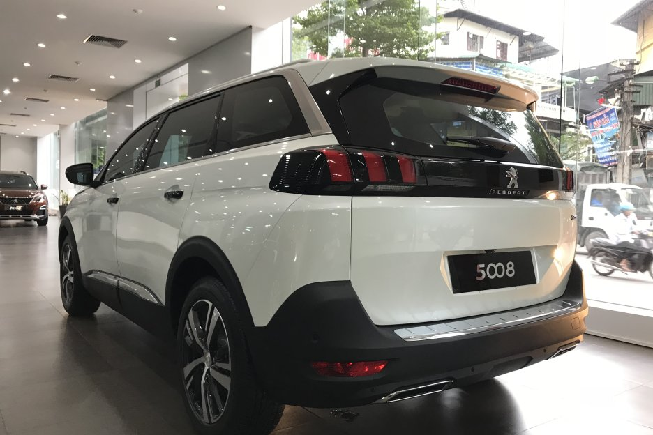 Xe Mới Peugeot 5008 1.6 AT 2018 280188 4