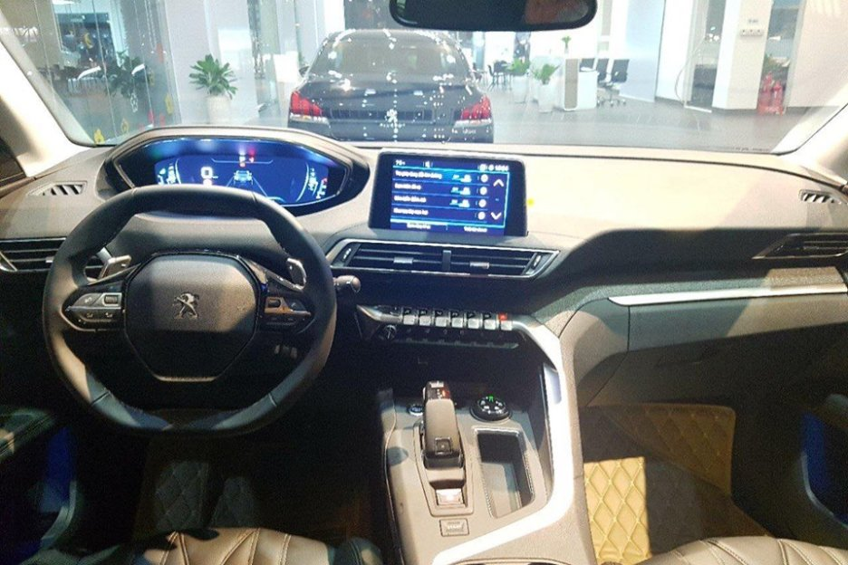 Xe Mới Peugeot 5008 AT 2018 281174 4