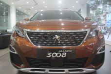 Xe Mới Peugeot 3008 All New 2018 288480