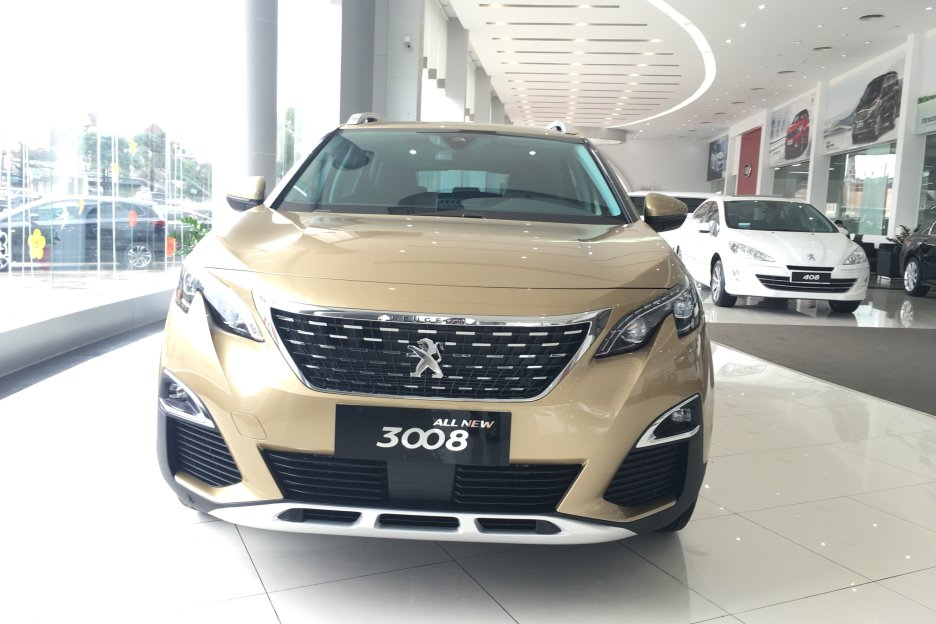 Xe Mới Peugeot 3008 All New 2018 300463 1
