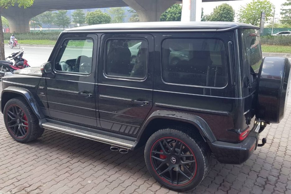 Xe Mới Mercedes-Benz G 63 AMG Edition 2019 300777 7