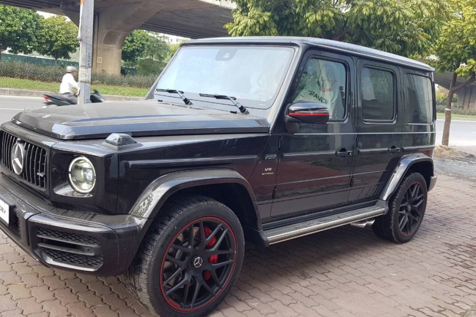 Xe Mới Mercedes-Benz G 63 AMG Edition 2019 300777 1