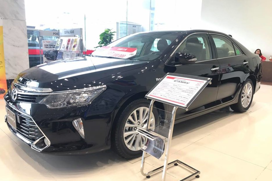 Xe Mới Toyota Camry 2.0E 2019 302608 2