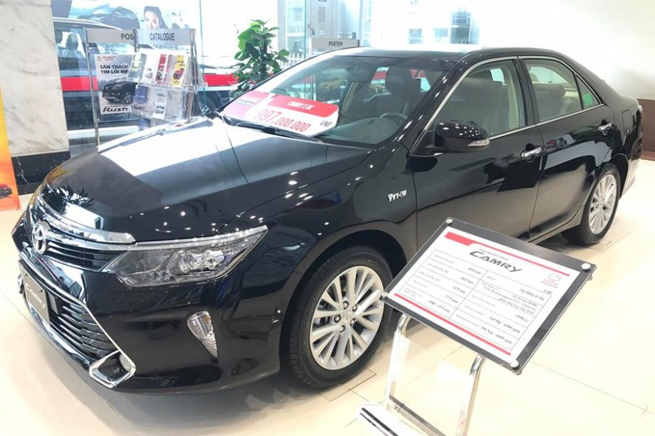 Xe Mới Toyota Camry 2.0E 2019 302608 3