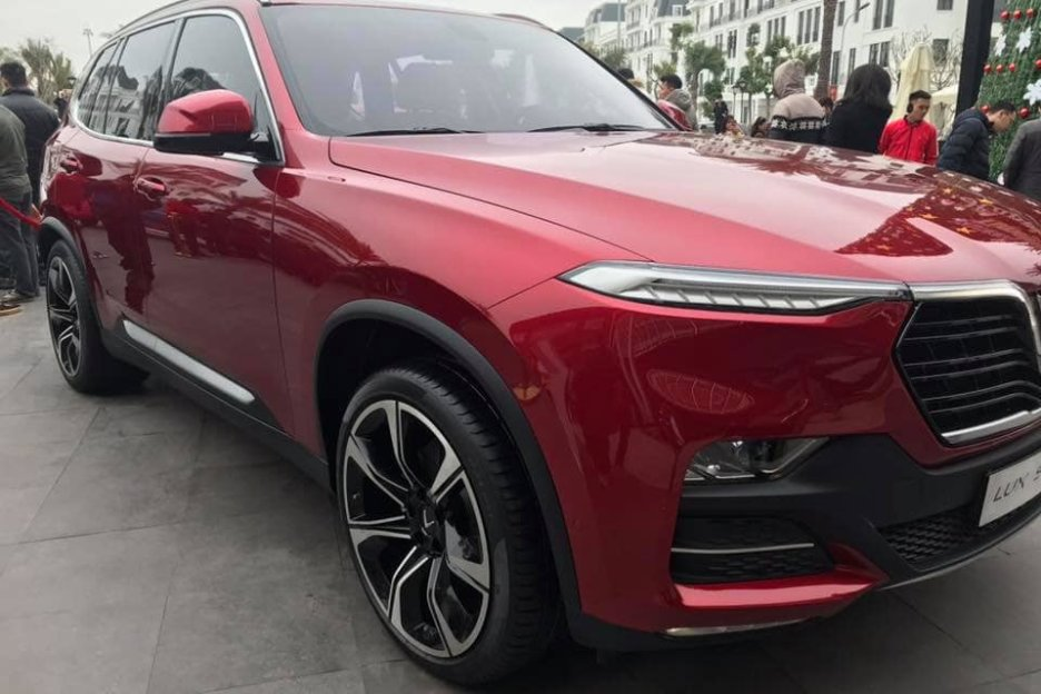 Xe Mới Vinfast Lux SA 2.0 2019 305762 2