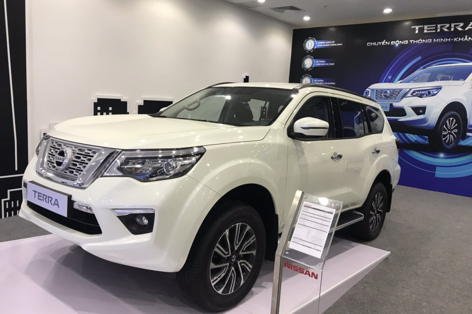 Xe Mới Nissan Terra AT 2019 306791 2