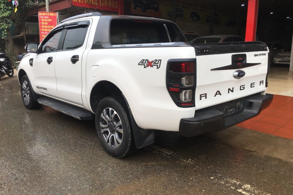 Xe Cũ Ford Ranger Wildtrak 3.2AT 2015 307138 5