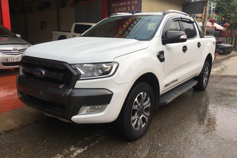 Xe Cũ Ford Ranger Wildtrak 3.2AT 2015 307138 3