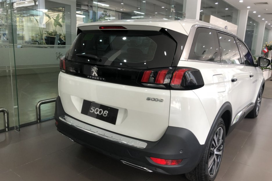 Xe Mới Peugeot 5008 ALL NEW 2019 316058 3