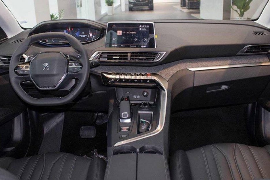 Xe Mới Peugeot 5008 All New 2019 316357 5
