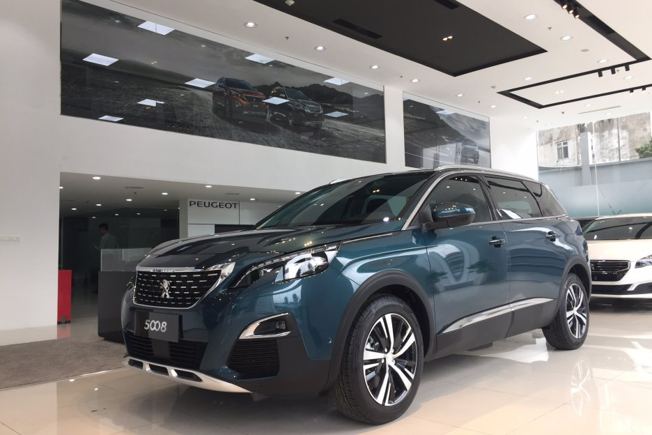 Xe Mới Peugeot 5008 All New 2019 316357 1