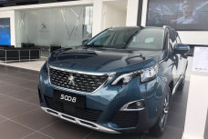 Xe Mới Peugeot 5008 ALL NEW 2019 316706