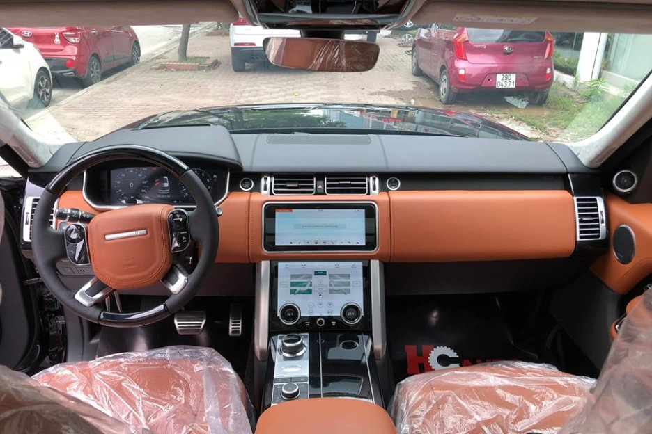 Xe Mới Land Rover Range Rover Autobiography LWB 5.0 2018 318630 8