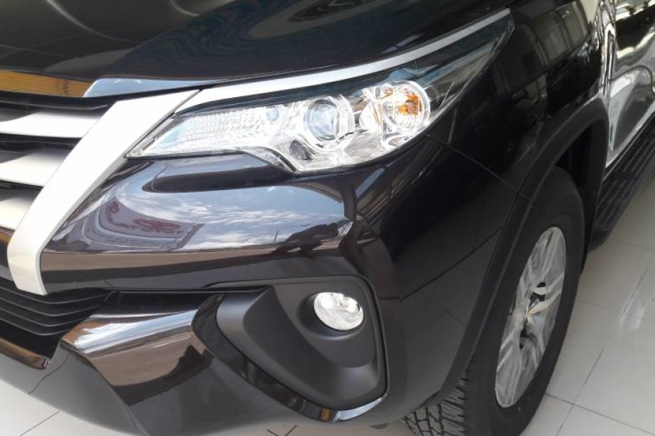 Xe Mới Toyota Fortuner 2.4MT 2019 323573 8