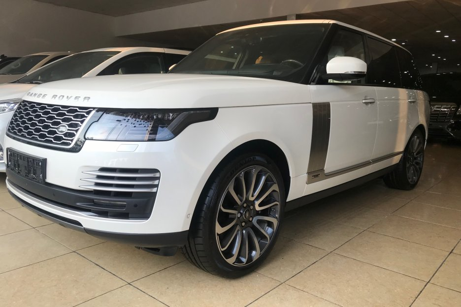Xe Mới Land Rover Range Rover Autobiography LWB 5.0 2019 324260 4