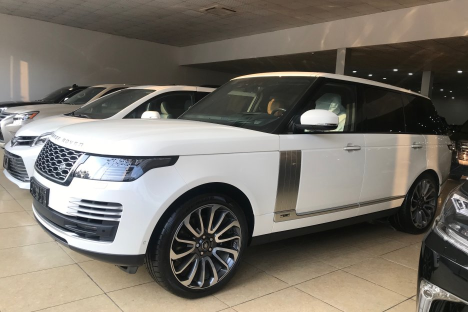 Xe Mới Land Rover Range Rover Autobiography LWB 5.0 2019 324260 6