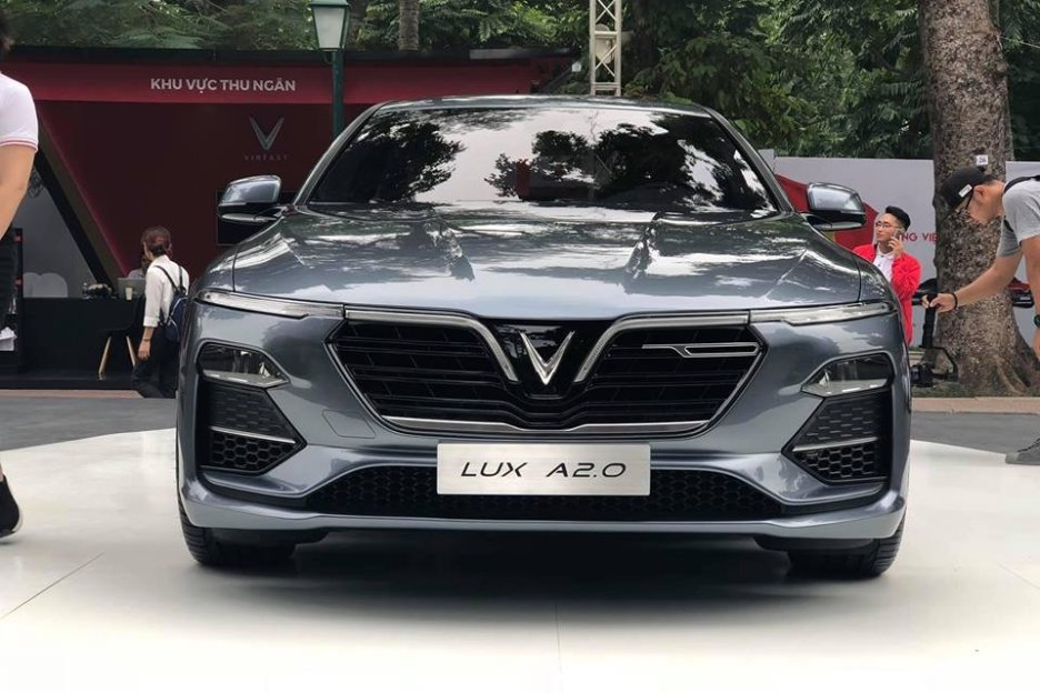 Xe Mới Vinfast Lux A 2.0 2019 327689 5
