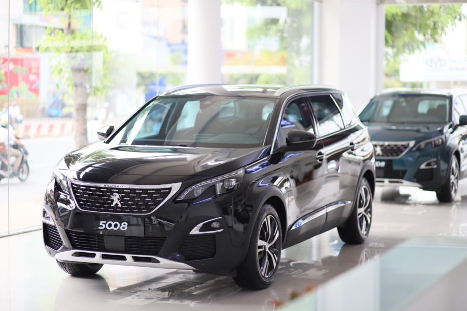 Xe Mới Peugeot 5008 1.6AT 2019 327756 1