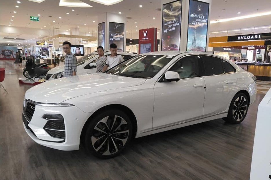 Xe Mới Vinfast Lux A 2019 328149 1