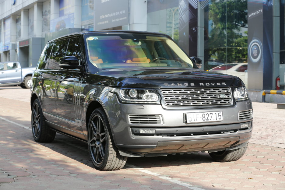 Xe Cũ Land Rover Range Rover SV Autobiography 2015 328503 4