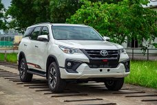 Xe Mới Toyota Fortuner TRD 4x2 AT 2019 329795