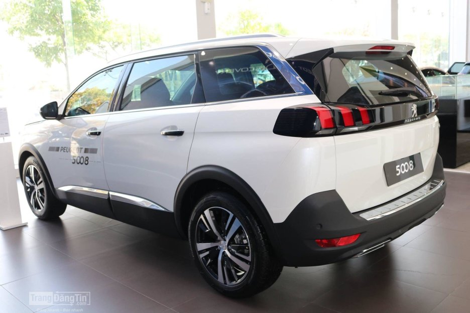 Xe Mới Peugeot 3008 ALL NEW 2019 331106 3