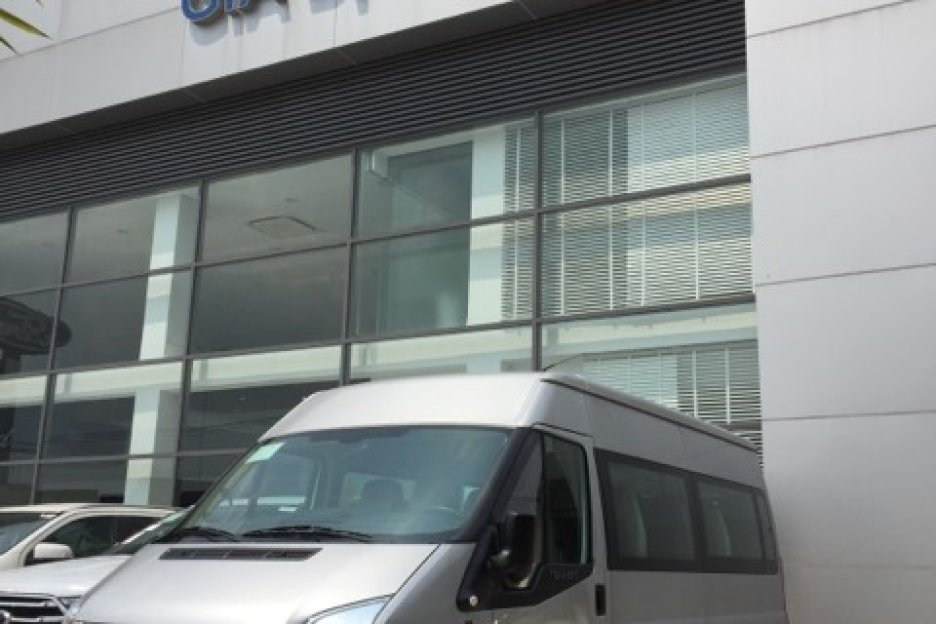 Xe Mới Ford Transit Limited 2019 331317 1