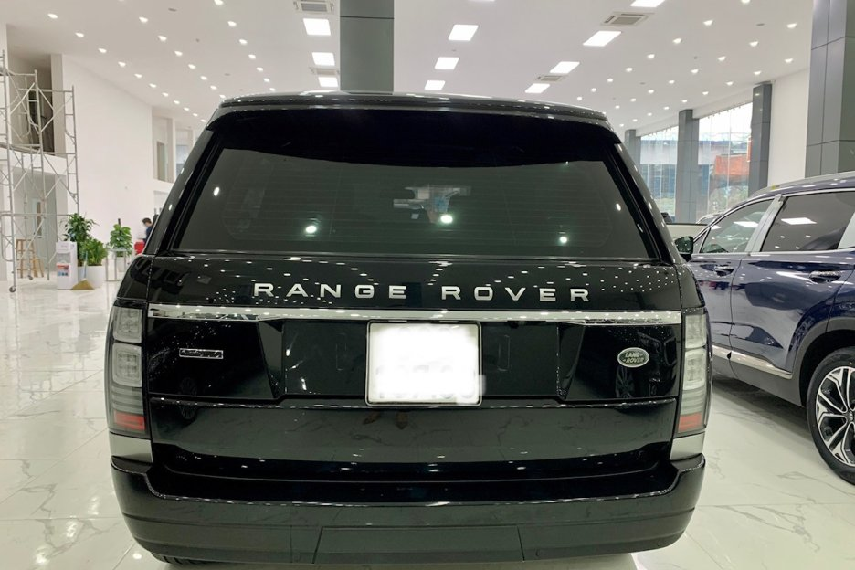 Xe Cũ Land Rover Range Rover Autobiography LWB Black 2015 332742 5