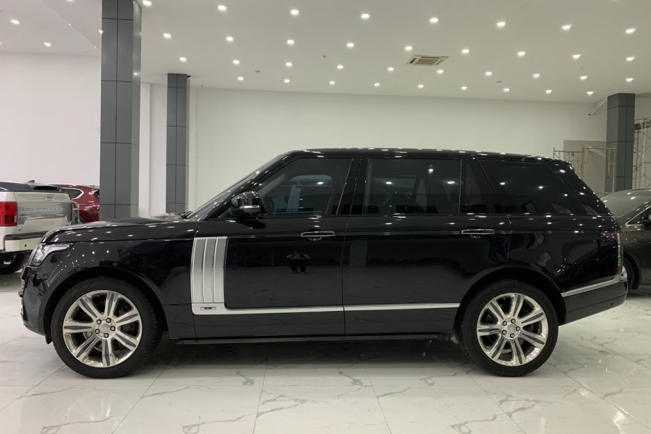 Xe Cũ Land Rover Range Rover Autobiography LWB Black 2015 332742 4