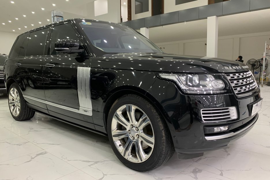 Xe Cũ Land Rover Range Rover Autobiography LWB Black 2015 332742 3