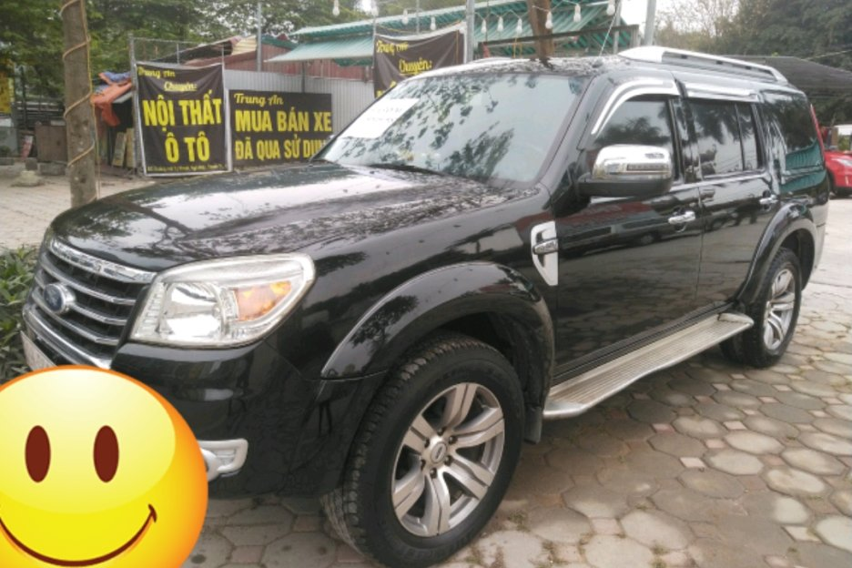 Xe Cũ Ford Everest MT 2010 333368 1