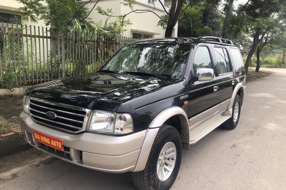 Xe Cũ Ford Everest 2.5 L 4x2 MT 2006 333721 1