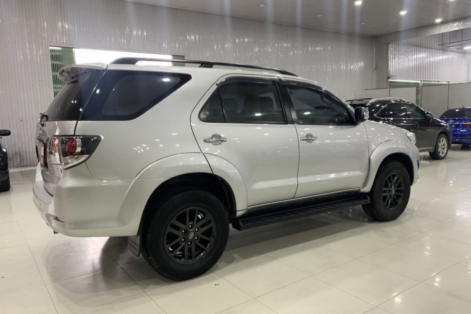 Xe Cũ Toyota Fortuner 2.5G 2015 334298 4