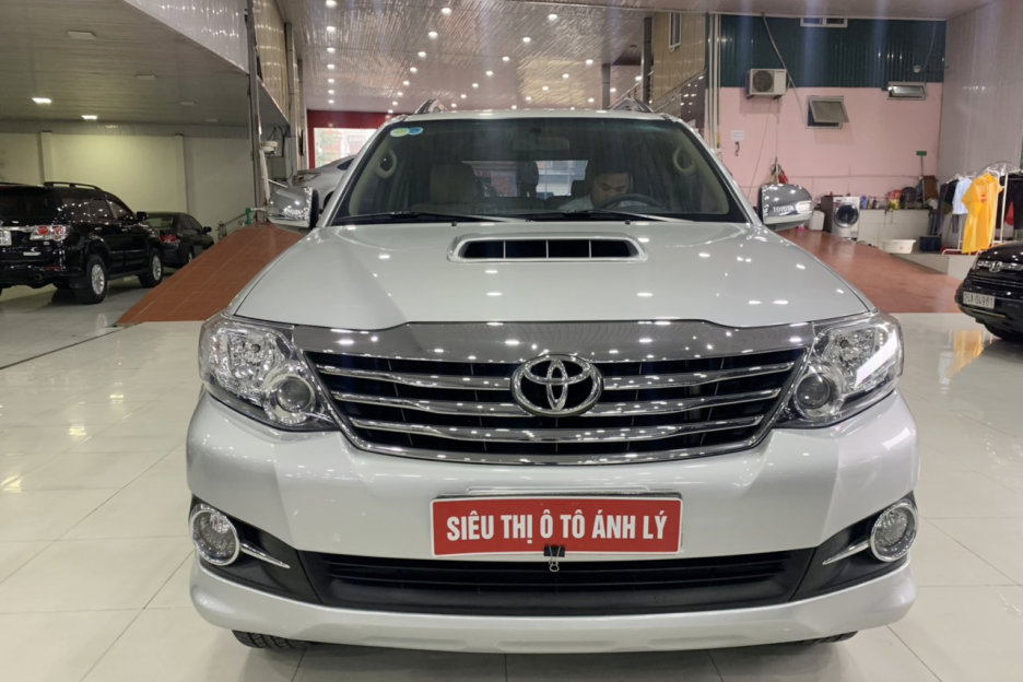 Xe Cũ Toyota Fortuner 2.5G 2015 334298 1