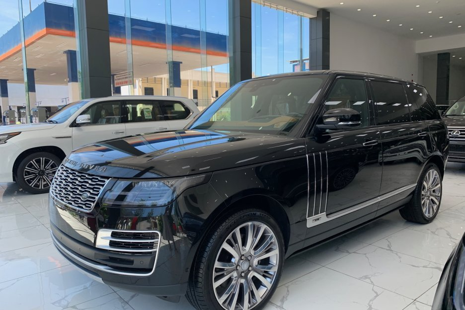 Xe Mới Land Rover Range Rover SV Autobiography L 2020 335903 4