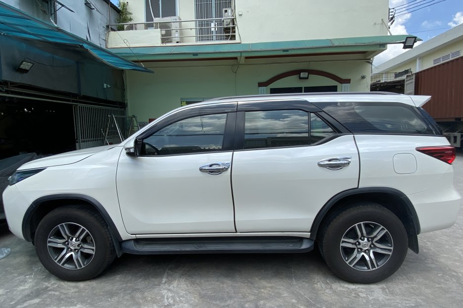 Xe Mới Toyota Fortuner 2.4 MT 2017 336034 2