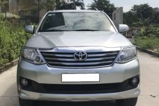 Xe Cũ Toyota Fortuner 2.7V AT 2013 336783
