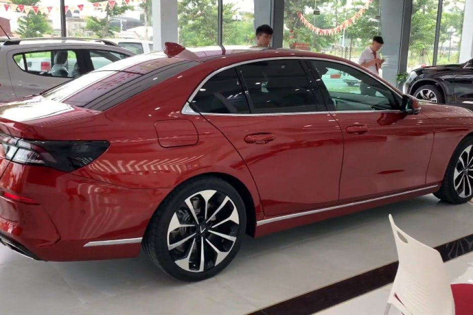 Xe Mới Vinfast Lux A2.0 2020 337558 4
