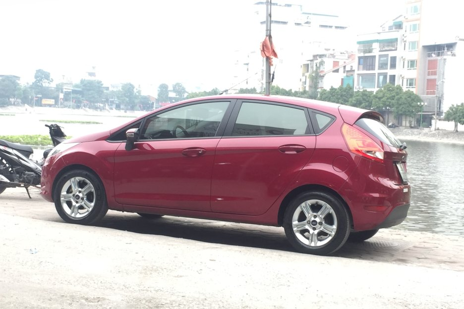 Xe Cũ Ford Fiesta AT 2011 337922 2