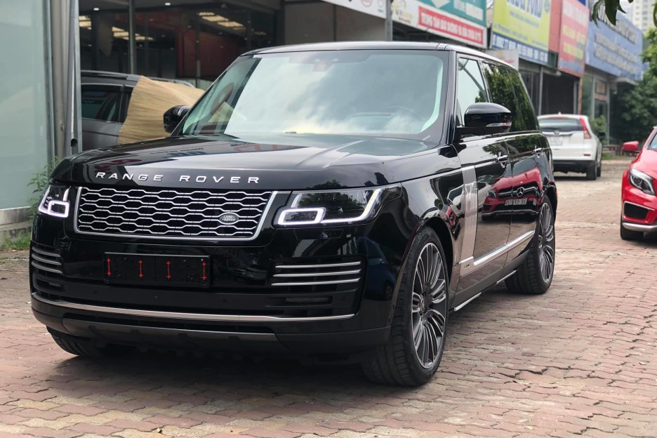 Xe Mới Land Rover Range Rover Autobiography LWB 5.0 2018 318630 3